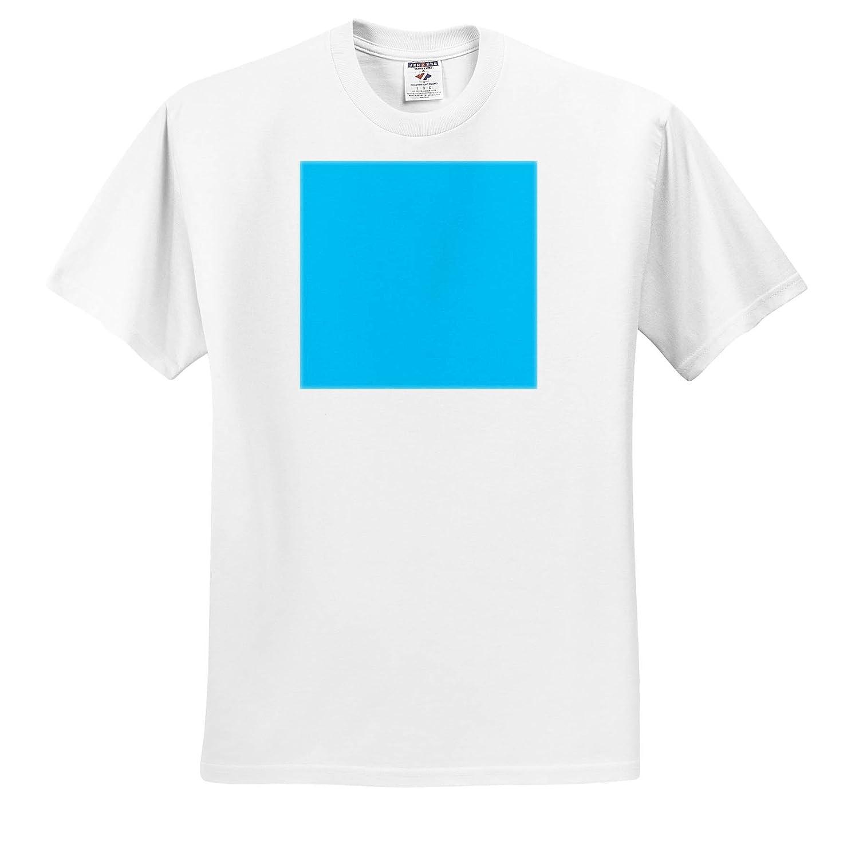 Amazon 3drose Kultjers Colors Color Deep Sky Blue T Shirts