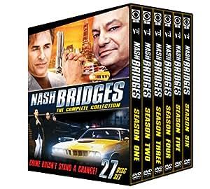 Nash Bridges: Complete Series