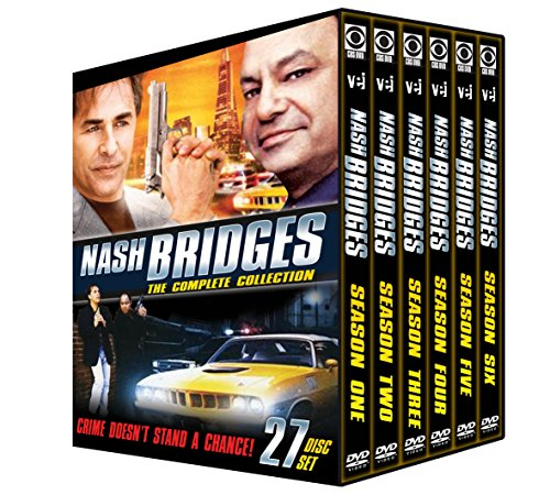 Nash Bridges: Complete Series by Visual Entertainment