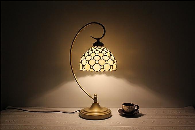 Lampade In Vetro Colorate : Shopping perle di vetro colorato da pollici lampada da comodino
