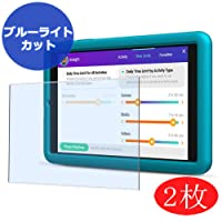 【2 Pack】 Synvy Anti Blue Light Screen Protector for Alcatel Joy TAB Kids 8