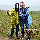 CreepyParty-La-novedad-del-partido-del-traje-de-lujo-de-Halloween-Ltex-Cabeza-de-animal-Cabeza-de-caballo-Mscara