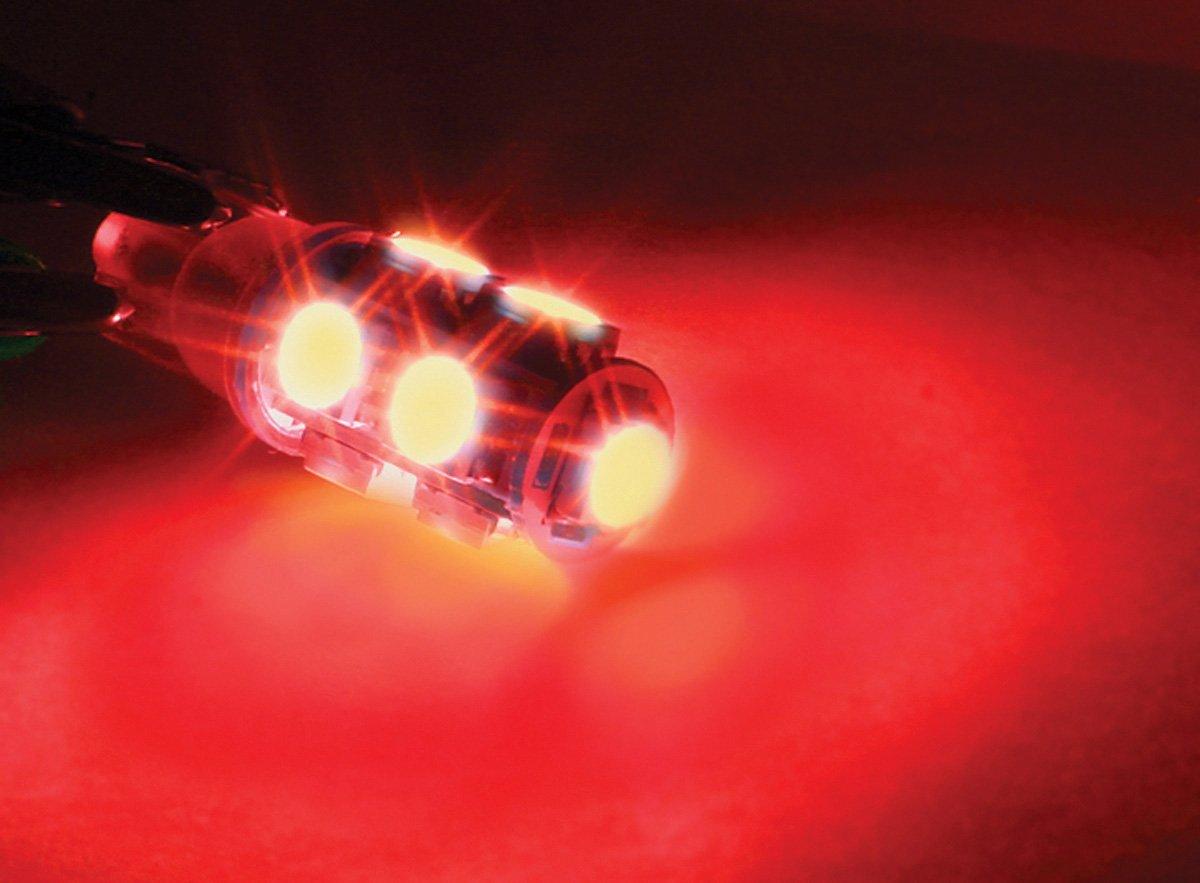 2 Piece Putco Lighting Putco 230921R-360 LED 360-Degree Premium Replacement Bulb