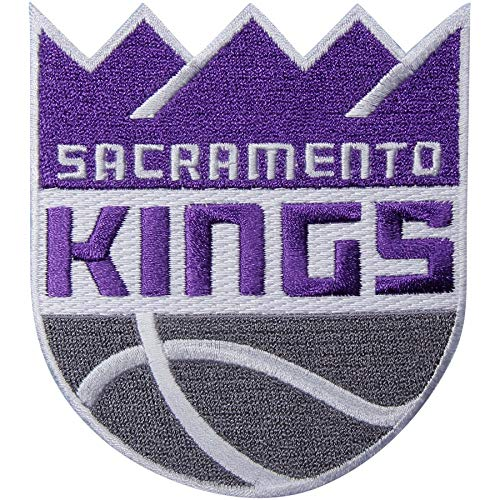 Emblem Source Sacramento Kings NBA Licensed Authentic Primary Team Logo Iron Sewn On Collectors - Team Nba Patch