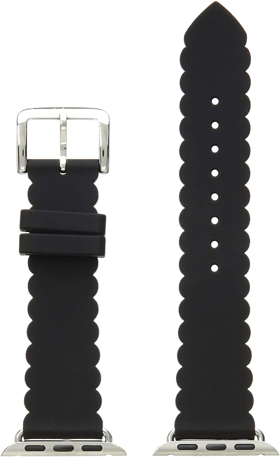 Kate Spade New York Interchangeable Silicone Band Compatible with Your 38/40MM Apple Watch- Straps for use with Apple Watch Series 1,2,3,4,5,6