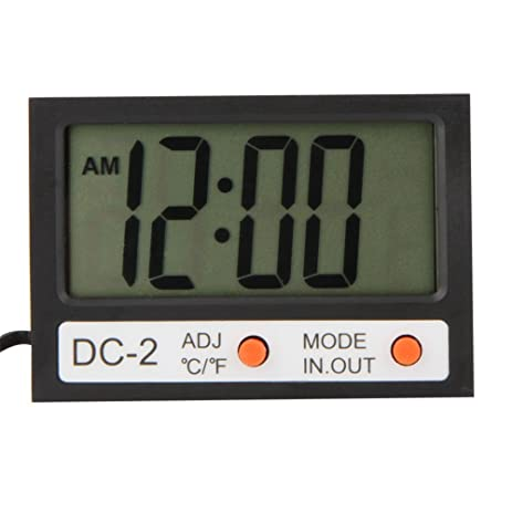 Ryvox(TM) Indoor Outdoor Mini LCD Digital Thermometer Temperature sensor Meter termometro digitale thermometre