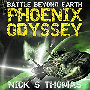 Battle Beyond Earth Audiobook