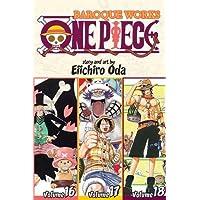One Piece: Baroque Works 16-17-18, Vol. 6 (Omnibus Edition)