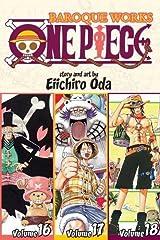 One Piece: Baroque Works 16-17-18, Vol. 6 (Omnibus Edition) (Volume 6) (One Piece (Omnibus Edition)) Paperback
