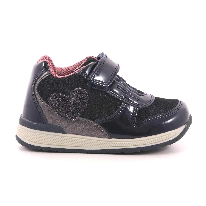 Geox B Rishon B, Zapatillas para Bebé s Zapatillas para Bebés B840LB0HIPV