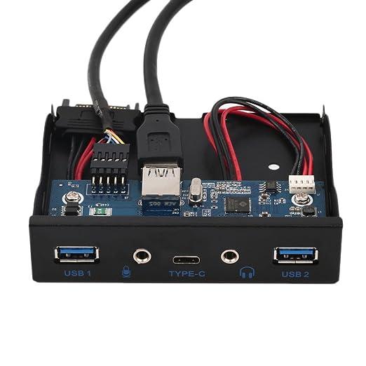 """7 opinioni per E-SDS, USB 3,0, 2 porte USB, 3,1 a 2 porte, tipo C, 8,89 cm (3,5"""") Pannello"""
