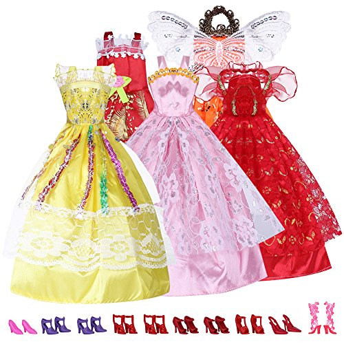 barbie dress up cartoon - 2