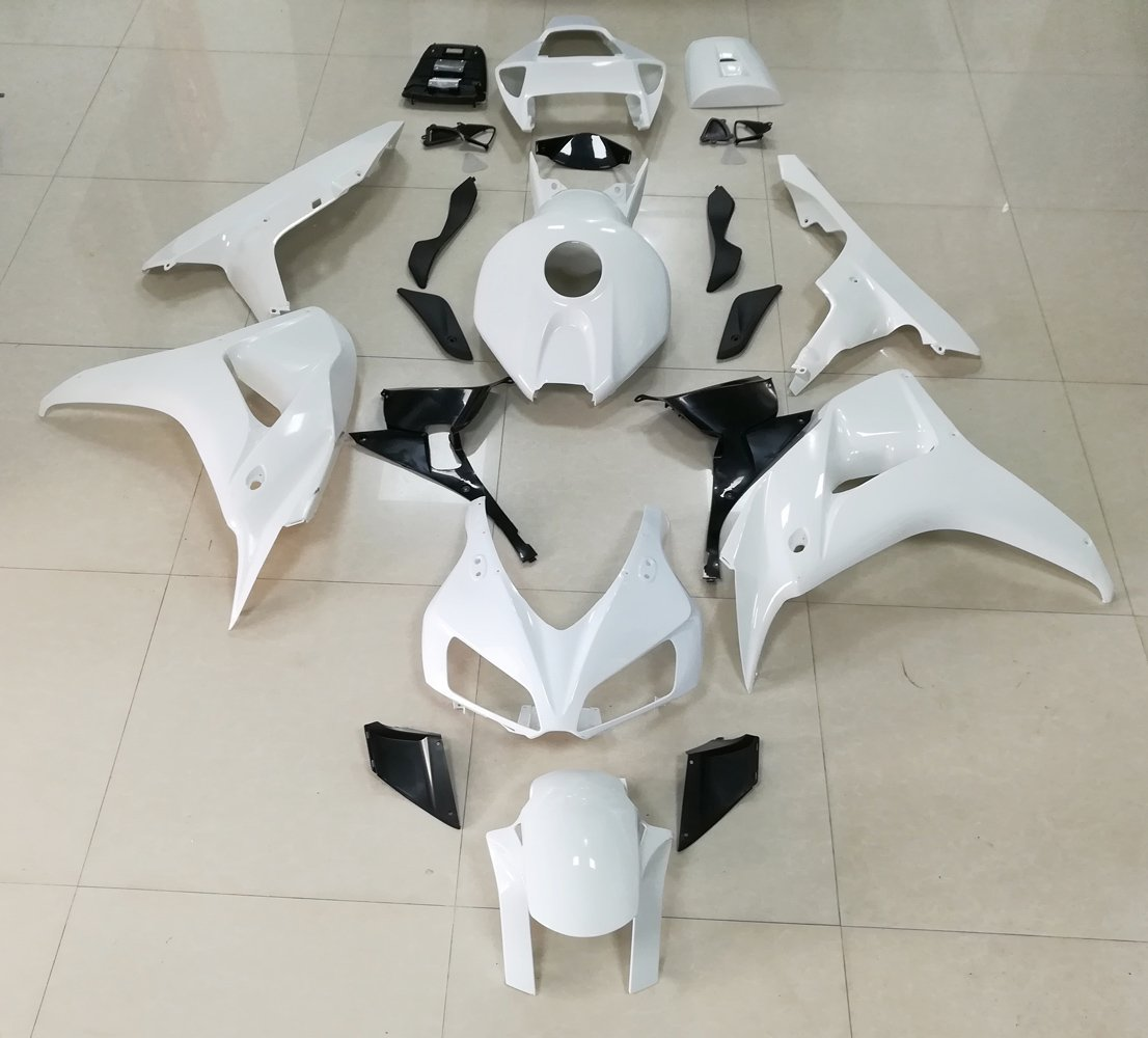 Individual Motorcycle Fairing 2006-2007 ZXMOTO Unpainted Tail Section Fairing for Honda CBR 1000RR