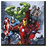 Marvel Avengers Party Napkins, 16ct