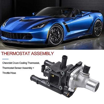 Car Cooling System >> Amazon Com Lbjm Car Cooling System Cooling Thermostat