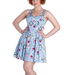 79417531903 Hell Bunny Goth Punk Skeleton White Mini Dress Love Flowers Lace XXS ...