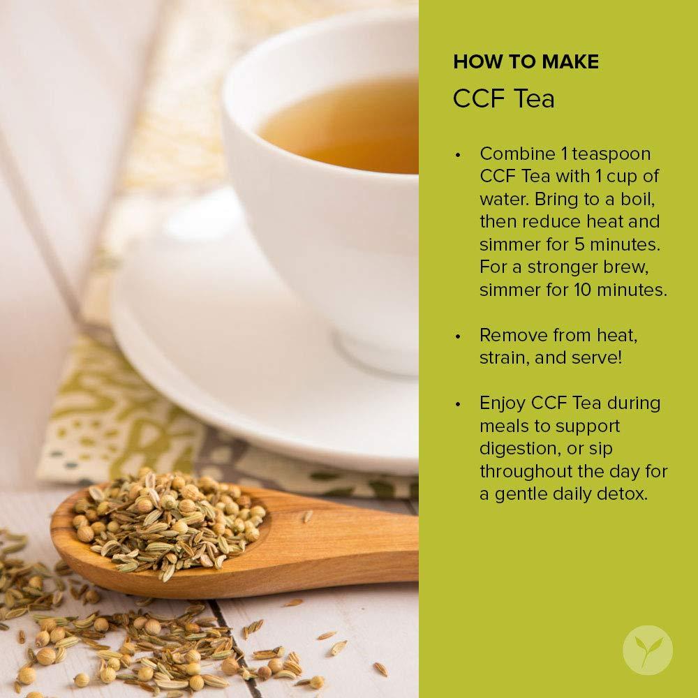 Banyan Botanicals CCF Tea (Cumin, Coriander, Fennel) - USDA Organic - Digestive Tea to Support Natural Detoxification