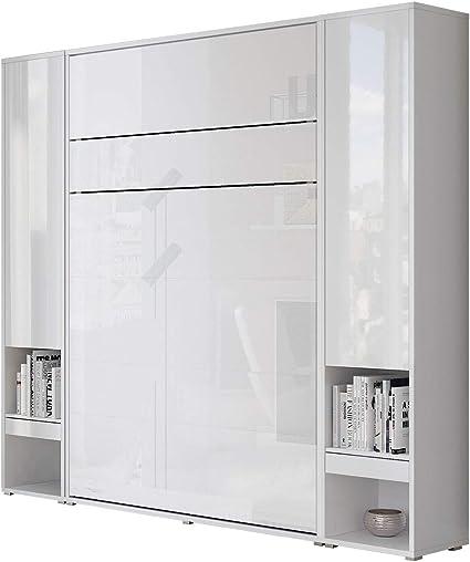 Mirjan24 Bed Concept Vertical - Juego de Cama Plegable y 2 ...