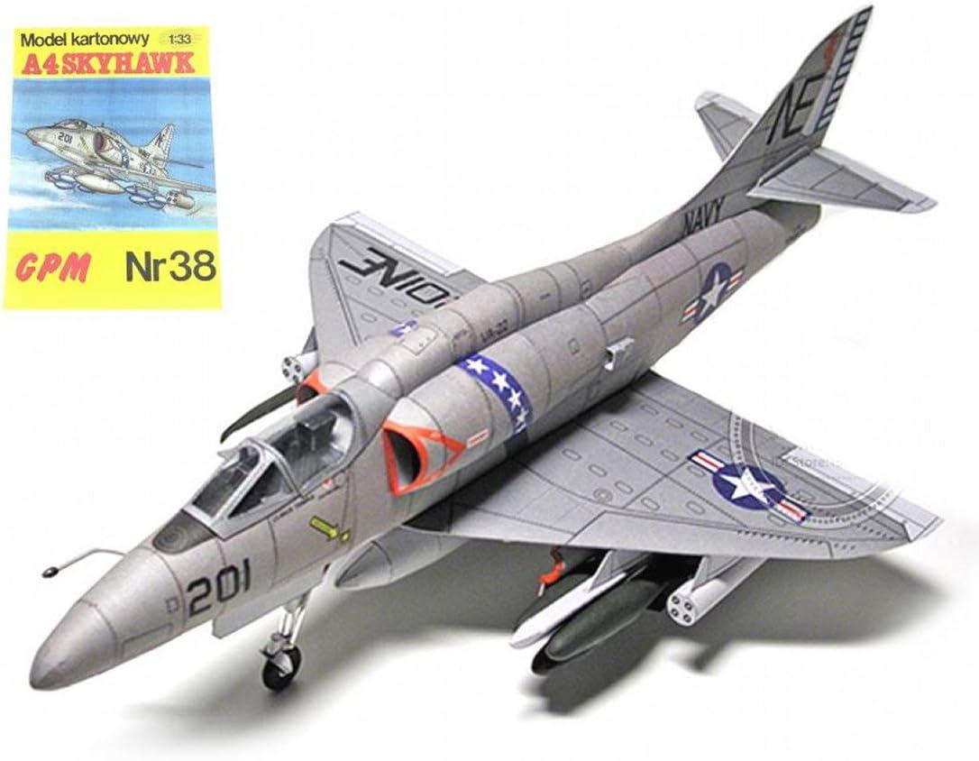 ARUNDEL SERVICES EU Avión de Combate 3D American Douglas A-4 ...