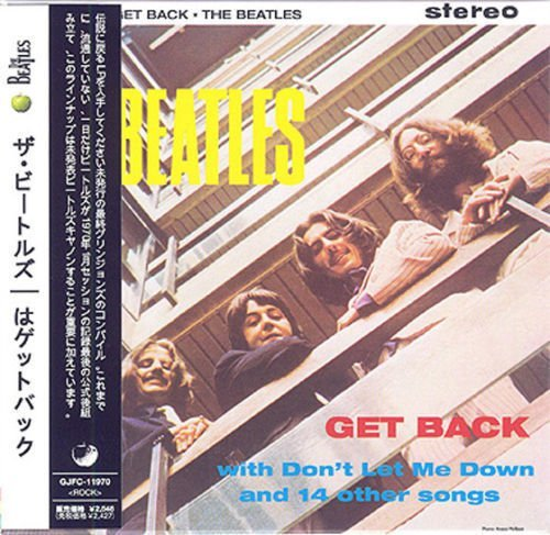 The Beatles - The Beatles Import Cd Get Back And 22 Other Songs - Zortam Music