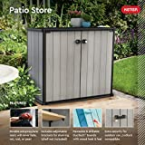 Keter Patio Store 4.6 x 2.5 Foot Resin Outdoor