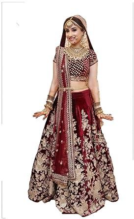 Other Women's Clothing Indian Lehenga Choli Ethnic Pakistani Bollywood Wedding Bridal Party Wear Dress Ture 100% Guarantee