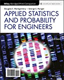 img - for Applied Statistics and Probability for Engineers, 7e Loose-Leaf Print Companion with WileyPLUS Card Set book / textbook / text book