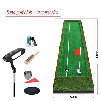 Alfombras de putting para golf Colchoneta de golf for el ...