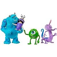 Figuras Disney Monstros SA, Sully, Mike, Boo e Randall, Multicolorido, GMD17, Mattel