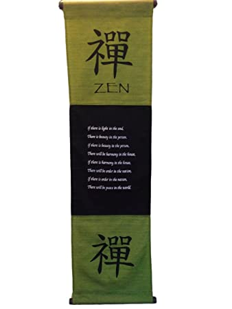 amazon co jp olive green large cotton zen inspirational yoga