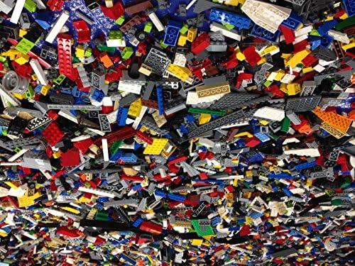Random Pieces Of Bricks /& Plates LEGO Friends//city 50 Pieces Per Order