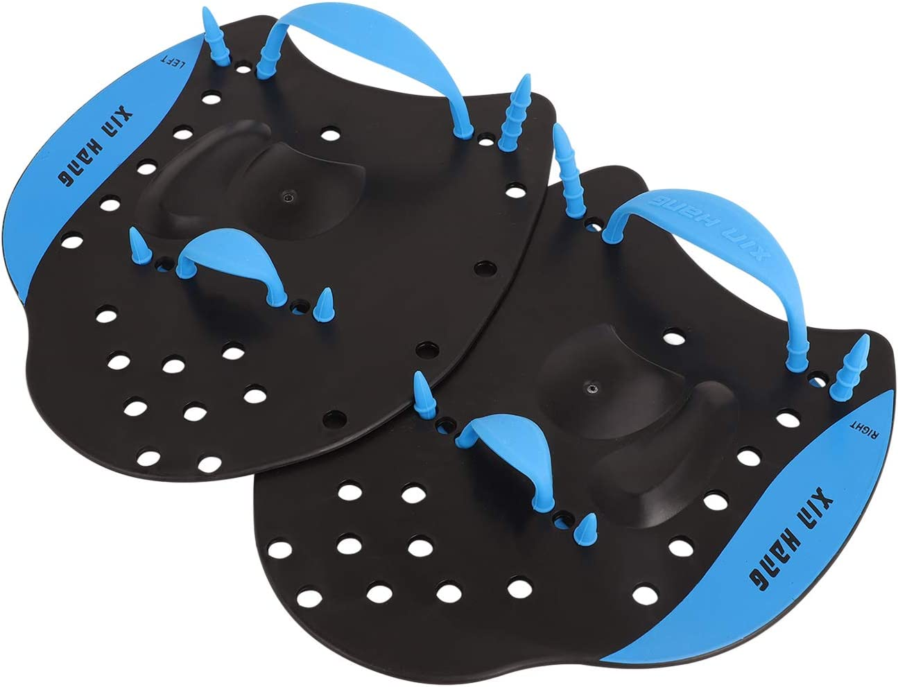 Guanti da Immersione Nuoto Guanti per Sport nautici Immersione pagaie di Allenamento in Acqua JINTN Guanti da Nuoto in Silicone Unisex per Bambini e Adulti