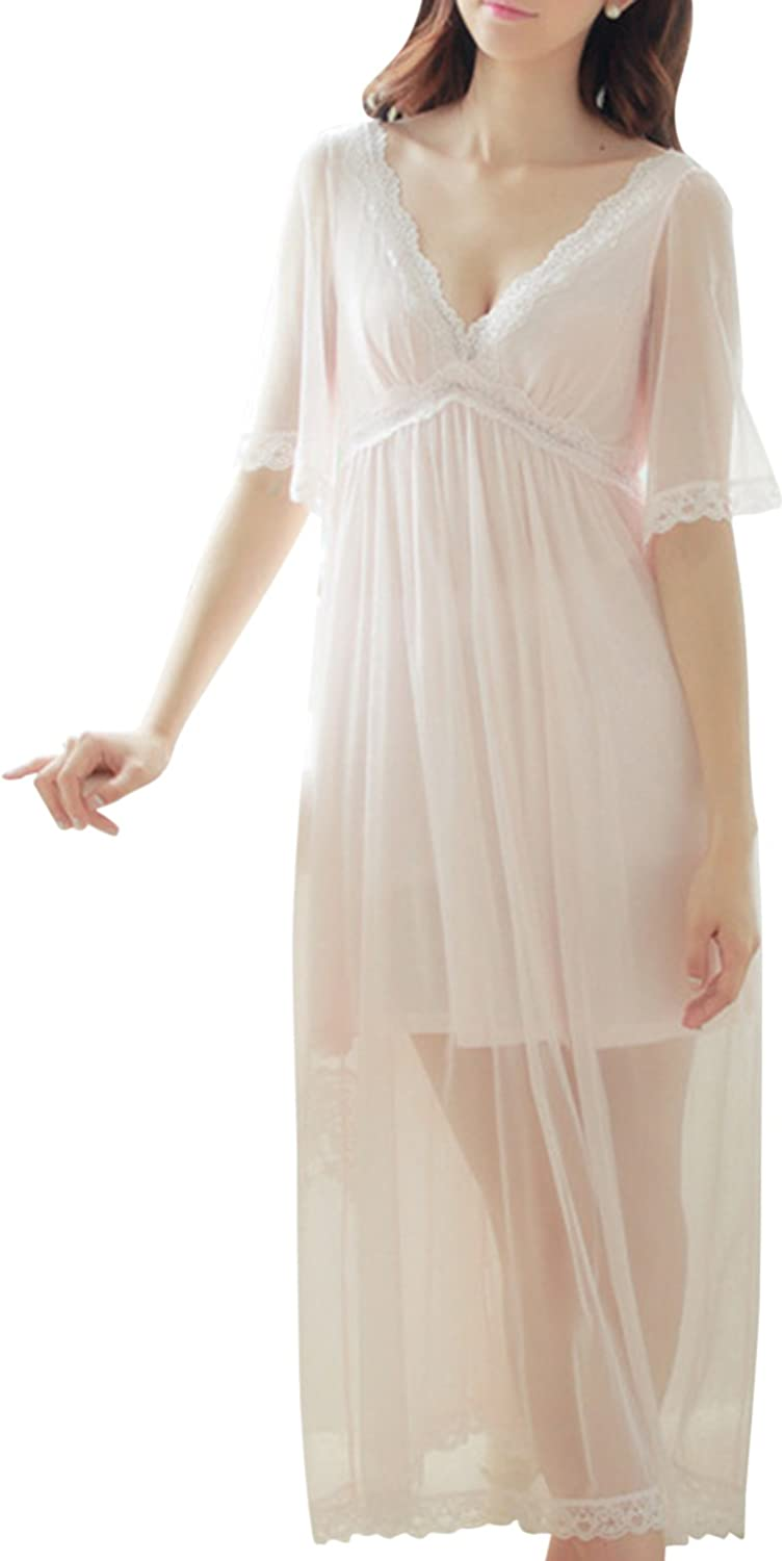 MOST ADORABLE Vintage  Babydoll Robe set Mini  Nightgown Darling Fit Womens XS