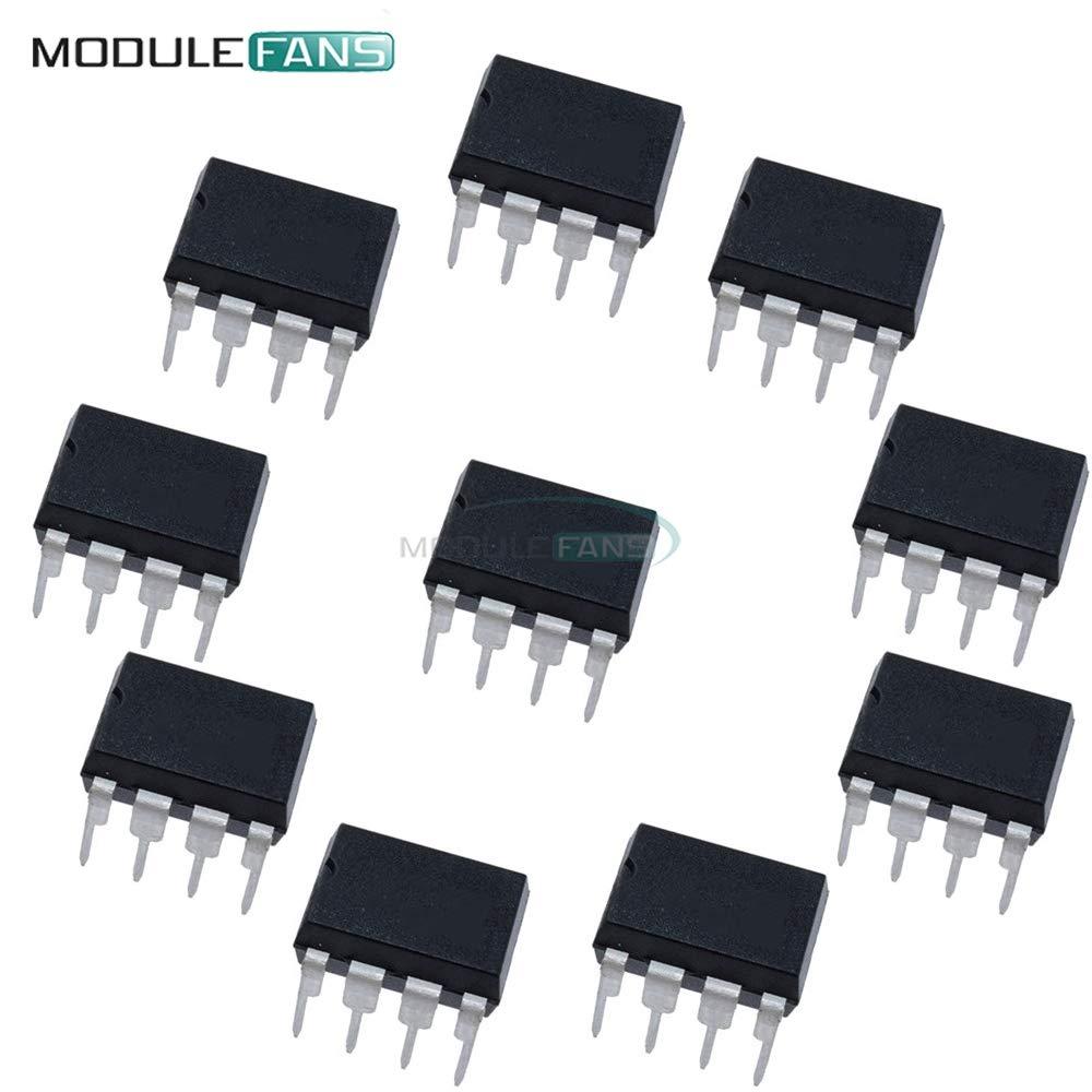 50 piezas TL072 TL072C TL072CP TL072CN DIP-8 Amplificadores ...