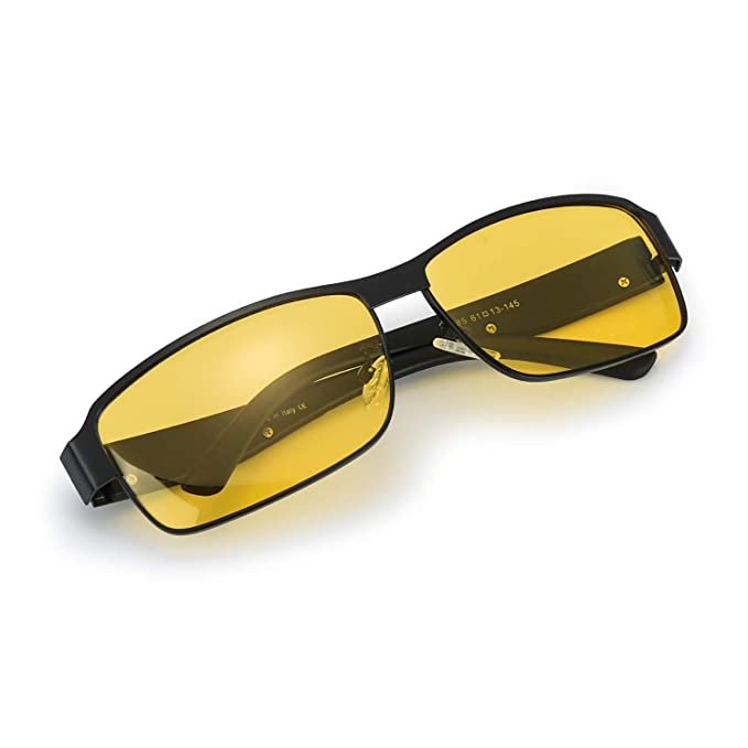 ba1fca529fb Amazon.com  Myiaur Night Vision Glasses for Driving