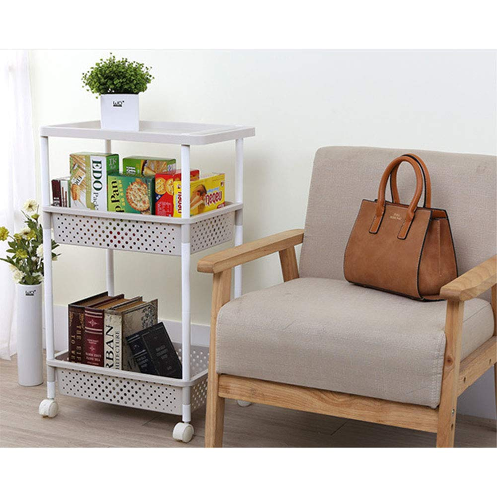 Amazon.com: Sewing Storage Rack Refrigerator Kitchen Narrow ...