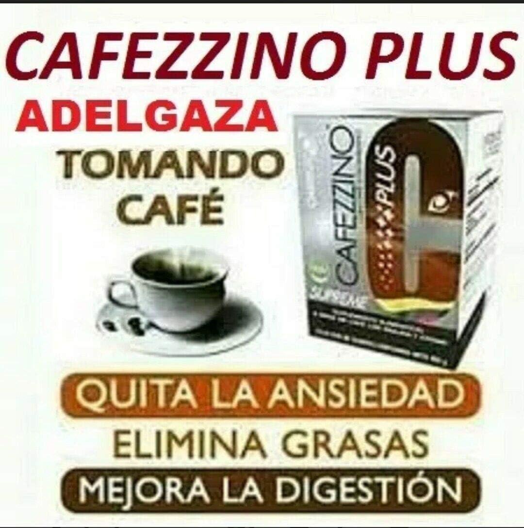 Caffezino Plus Omnilife Pierde Peso Café Instantaneo Colombiano Para Adelgazar Health Personal Care