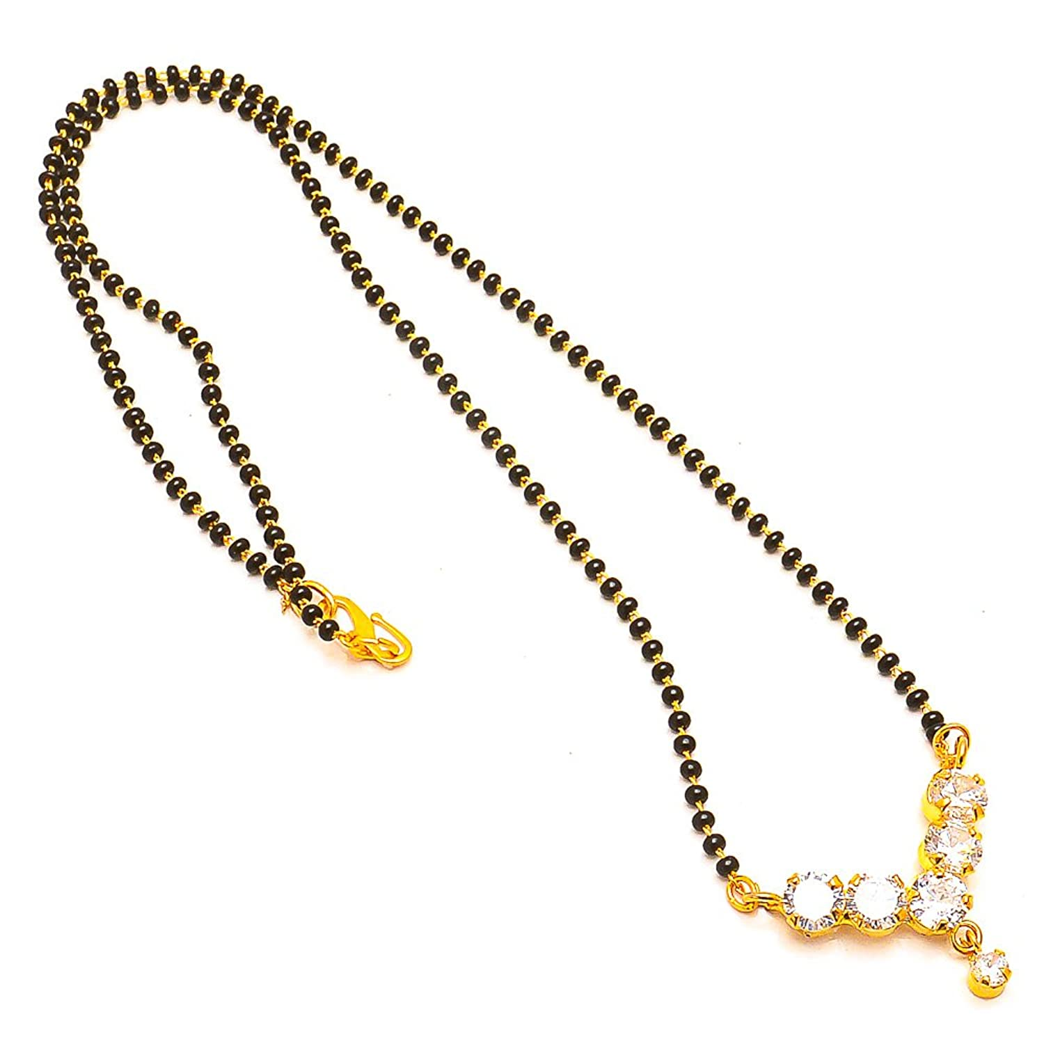 New Mangalsutra Designs: Buy New Mangalsutra Designs online at low ...