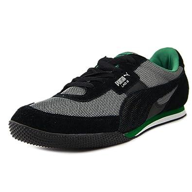 meilleure sélection 0d995 014d4 Puma Lab 2Fb Lux Men US 13 Black Fashion Sneakers: Amazon.co ...