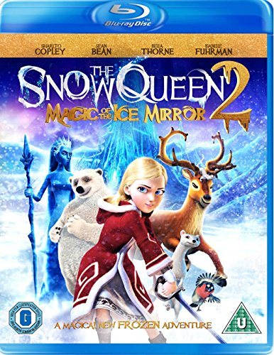 - The Snow Queen: Magic of the I [Blu-ray] [Import anglais]
