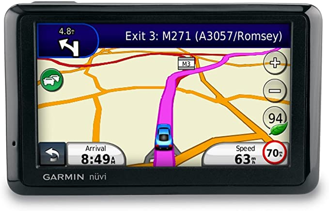 Garmin Nuvi 1390t 4 3 Sat Nav With Uk And Europe Maps Amazon Co
