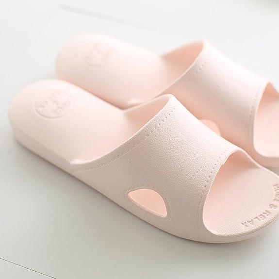 Mianshe Zapatillas de ducha o piscina antideslizantes de espuma para adultos kaki EU43-44 5BvIlcX