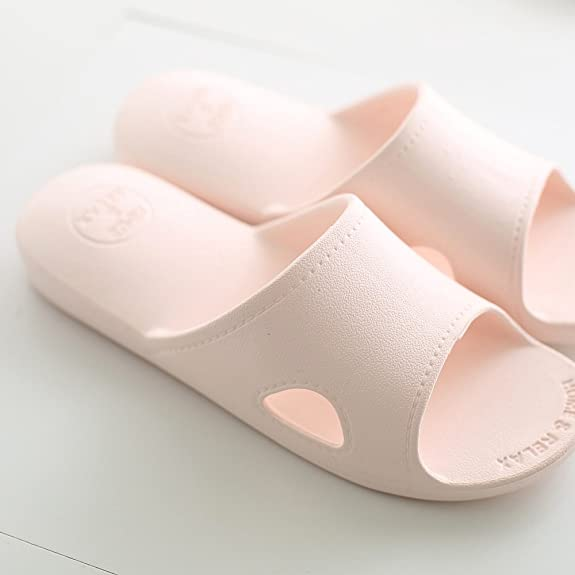 Mianshe Zapatillas de ducha o piscina antideslizantes de espuma para adultos azur EU39-40 UYvOP