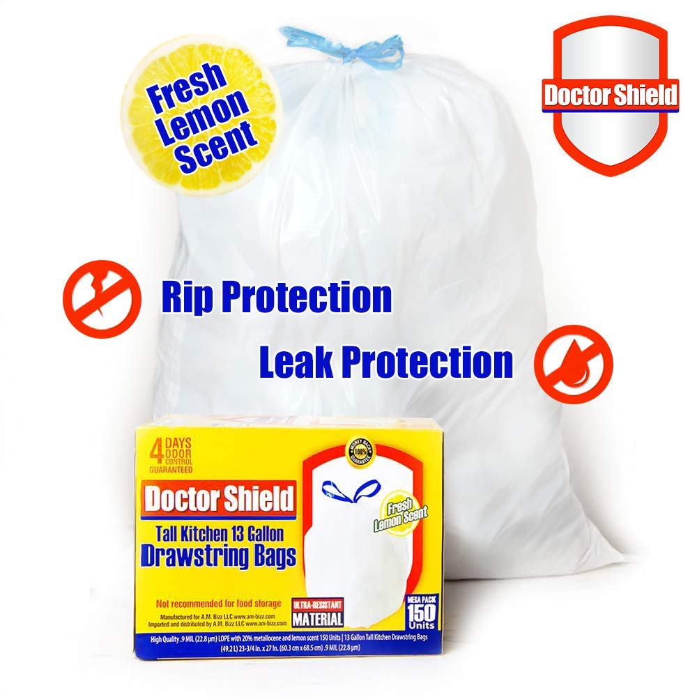 Strong garbage bags at a reasonable price