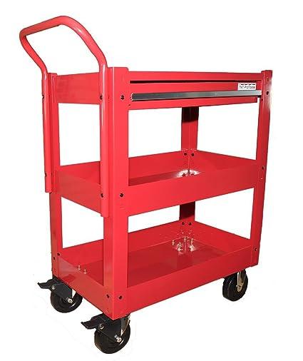 Herramientas Taller carro Trolley Taller mesa Caja de herramientas 1 cajón