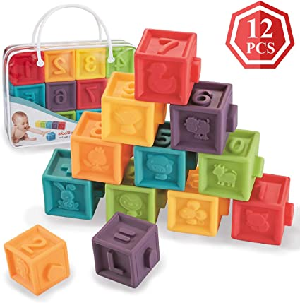 Child Spell Insert Block Early Childhood Early Educational Toy Cube Ball