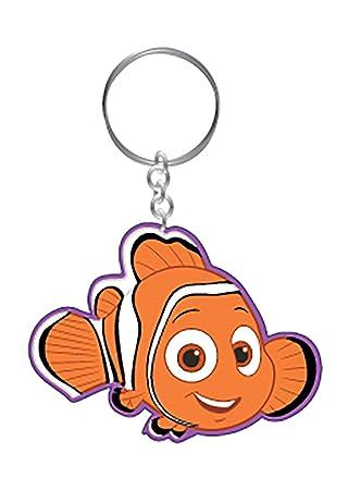 Joy Toy 41101 Buscando a Nemo Llavero en Vinilo: Amazon.es ...
