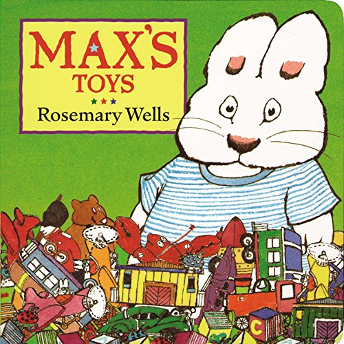 Max's Toys (Max and Ruby) ()