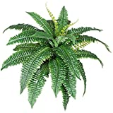 FELCE Artificiale Verde 32 foglie Ø50 cm