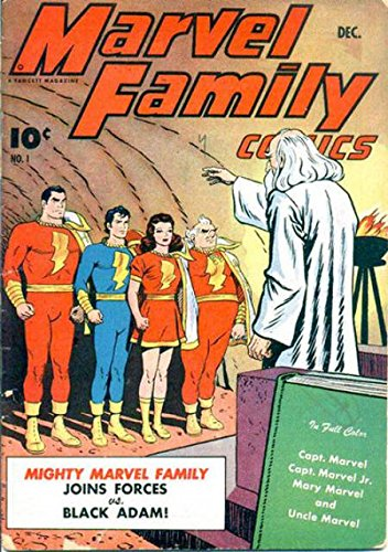 Marvel Family - Comic Book Cover Art - 24 Trading Cards Set - Card Marvel Comic Book